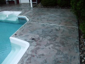 Make Your Pool Deck Stand Out Sykesville, Maryland| New Aged Concrete Coatings, LLC