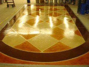 Stained Concrete Floors Sykesville, UT   New Aged Concrete Coatings, LLC